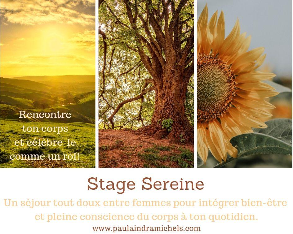 Stage Sereine