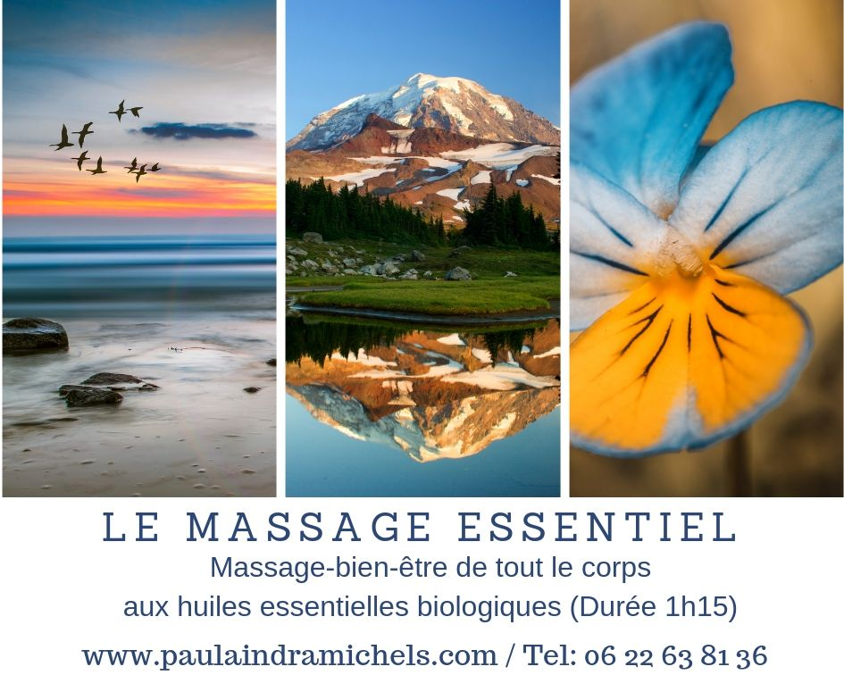 Massage Essentiel Paula Indra Michels