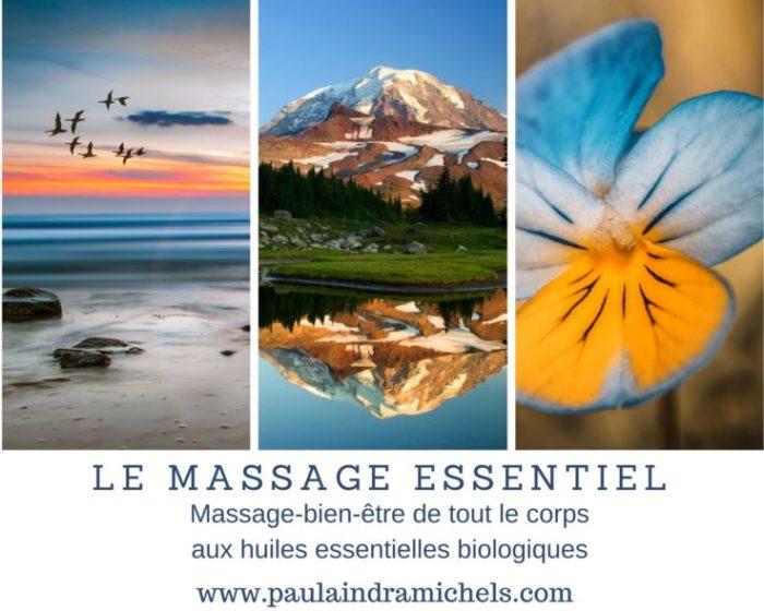 Massage Essentiel Paula Indra MICHELS