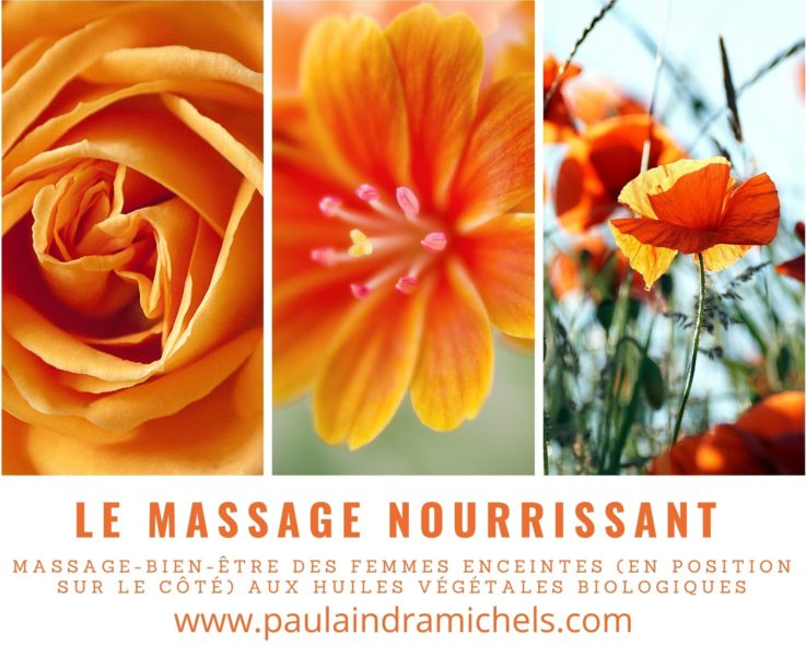 Massage nourrissant Paula Indra MICHELS