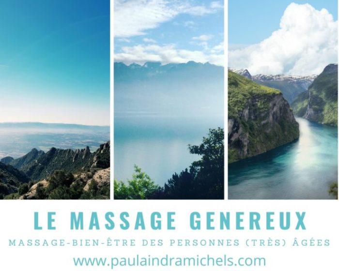 Massage généreux Paula Indra MICHELS